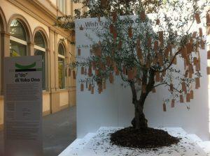 Installazione di Yoko Ono