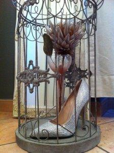 Cinderella schoes