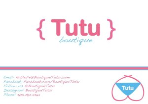 Tutuboutique